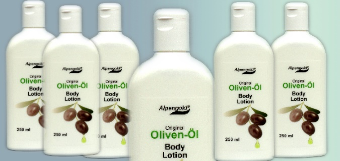 Olivenöol Body Lotion
